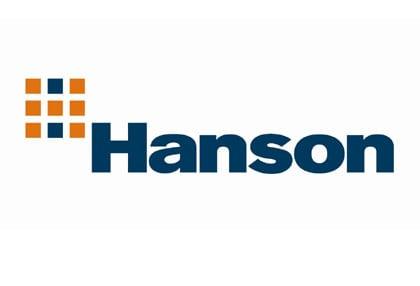 Hanson company logo