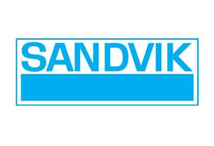 Sandvik company logo