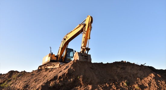 Earthworks & Remediation supporting image